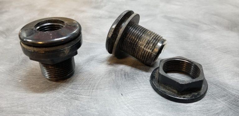Plumbing: Bulkheads