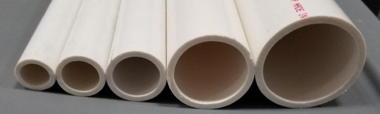 Plumbing: Pipe Sizes